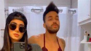 Prince Royce y Emeraude Toubia suben la temperatura en Instagram