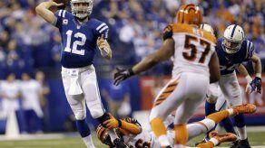 Colts eliminan a Bengals y enfrentarán a Broncos