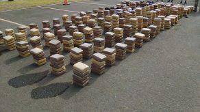 Decomisan 648 paquetes con presunta droga en Punta Mala