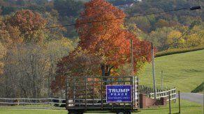 Trump va por el voto oculto de nuevos adeptos a su causa