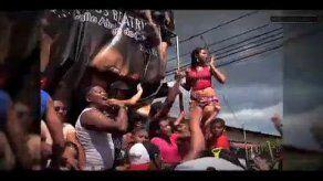 El pueblo de Capira no tiene que envidiarle Carnaval a nadie