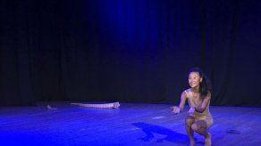 Maestra japonesa de danza butoh se inspira en García Márquez