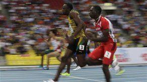 Bolt da el primer paso para recuperar el trono