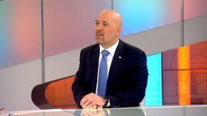 Ministro de Seguridad: 54% de la flota vehicular de la Policía Nacional no funciona