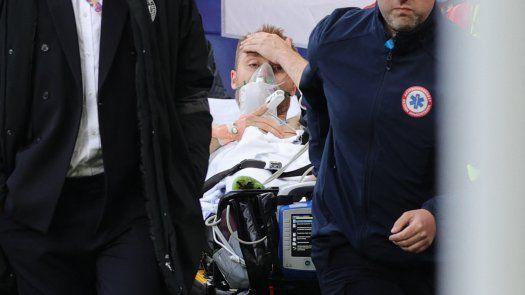 Eurocopa 2020: Christian Eriksen estabilizado y despierto tras desmayo