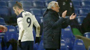Mourinho se muestra en desacuerdo con mensaje de Bale en Instagram