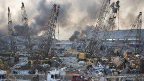 Acusan a dos en caso relacionado con explosión en Beirut