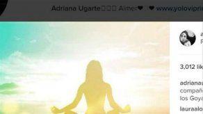 Adriana Ugarte reacciona tras quedarse fuera de los Goya