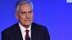 Gravina es elegido nuevo presidente del fútbol italiano