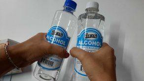 Minsa ordena retiro del mercado del Alcohol Herva Desnaturalizado por tener registro sanitario vencido