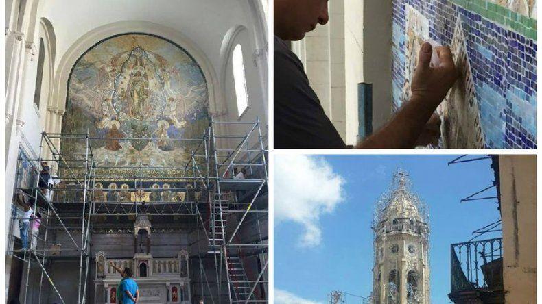 Experto del Vaticano asesora en restauración de la icónica iglesia San Francisco de Asís