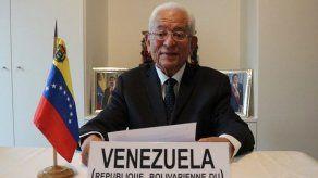 Venezuela rechaza informe de misión ONU