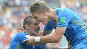 Ucrania se proclama campeona del mundo Sub-20 tras ganar 3-1 a Corea del Sur
