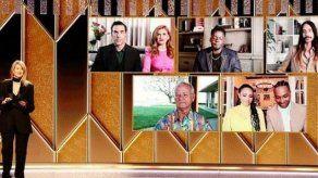 Globos de Oro por videconferencia inician temporada de premios de Hollywood con falla técnica