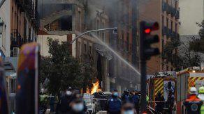 Papa lamenta la grave explosión de gas en Madrid que ha causado 3 muertos