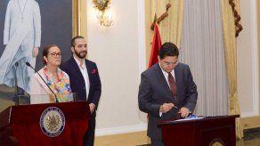 El Salvador rompe relación con República Saharaui y la refuerza con Marruecos