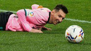 El futuro de Messi domina un mercato confinado