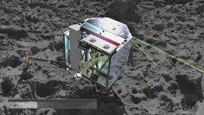 La sonda Philae despierta tras hibernar 7 meses en un cometa
