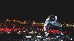 Gian Varela graba remix de Turn it up junto a Armin Van Buuren