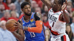 Clippers adquieren a George