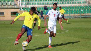 Saed Díaz es baja por lesión para Panamá Sub-20 en el Mundial