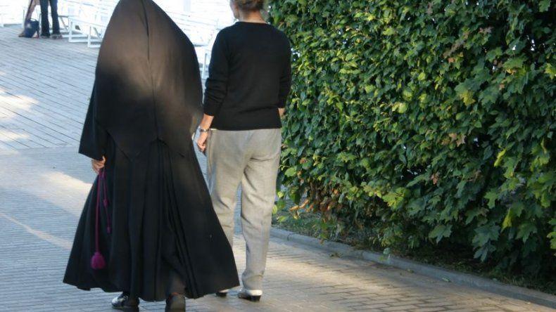 Una monja salvadoreña da a luz a un varón en Italia y lo llama Francisco