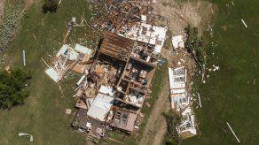 Un tornado impacta ciudad de Kansas y daña 175 estructuras