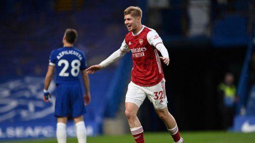 Premier League: Chelsea pierde el derbi ante Arsenal