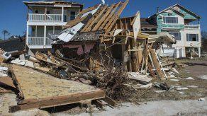 La cifra de víctimas mortales del huracán Michael se eleva a 17