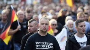 Aumentan actos criminales xenófobos y antisemitas en Alemania