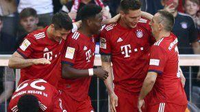 Bayern se distancia 4 puntos en la cúspide de Bundesliga