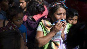 Ola de familias migrantes de Centroamérica huye del acoso de las pandillas