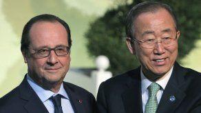 Hollande pide acuerdo sólido sobre clima
