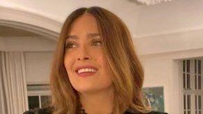 Salma Hayek: Me da mucha tristeza lo que le pueda pasar al cine