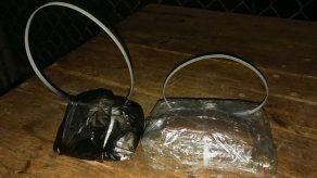 Intentan ingresar drogas y celulares desde drones y dentro de radios a cárceles de Panamá