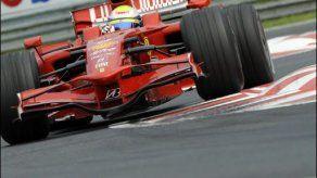 Felipe Massa el más rápido en entrenamientos en Hungría