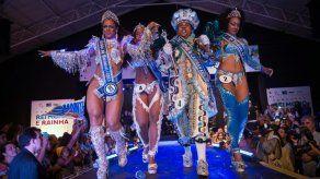 La Corte del Carnaval 2015 de Río de Janeiro