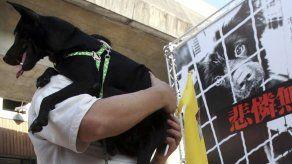 Productor de carne de perro en Corea del Sur