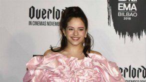Rosalía considera todo un honor haber trabajado con Almodóvar y Penélope Cruz