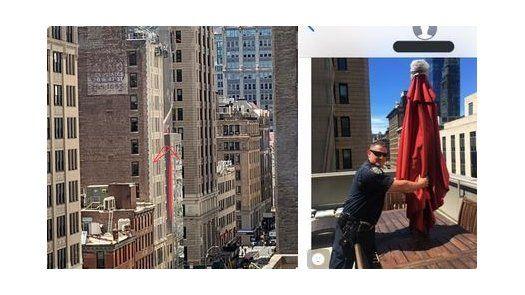 Falsa alerta por criada escarlata al borde del suicidio en NYC se torna viral