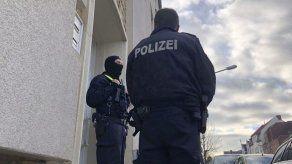 Alemania investiga a hombres vinculados al atacante de Viena