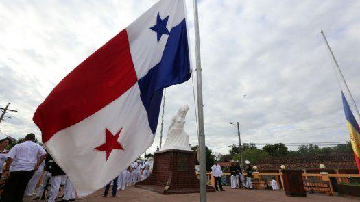 Panamá celebra 197 años del Grito de Independencia en La Villa de Los Santos