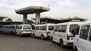 Siria reduce suministro de combustible debido a escasez