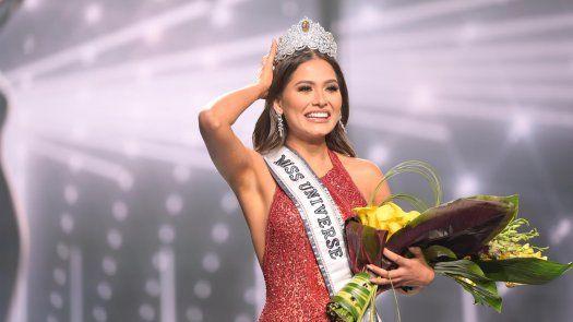 Andrea Meza, Miss Universo 2020.