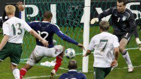 FIFA compensó a Irlanda con 5 millones por mano de Henry