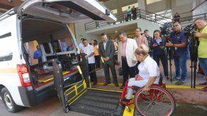 Servicio de bus para personas con discapacidad en Albrook ya está disponible