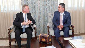 Panamá recibe copias de Cartas Credenciales por parte de la Unión Europea