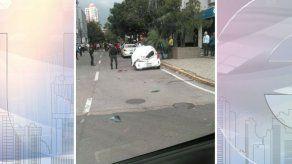 Hombre fallece tras caer de un edificio en Avenida Balboa
