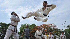Para el karate