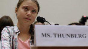 Greta Thunberg llega a Europa tras cruzar Atlántico en barco